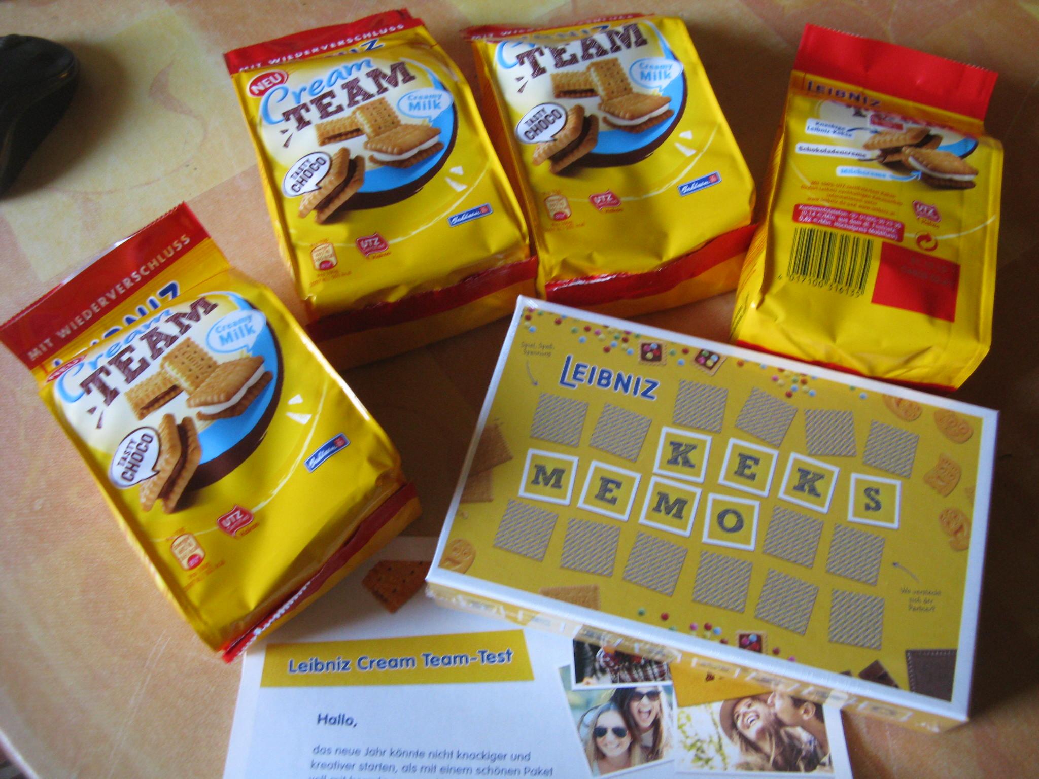 Leibniz Cream Team-Test
