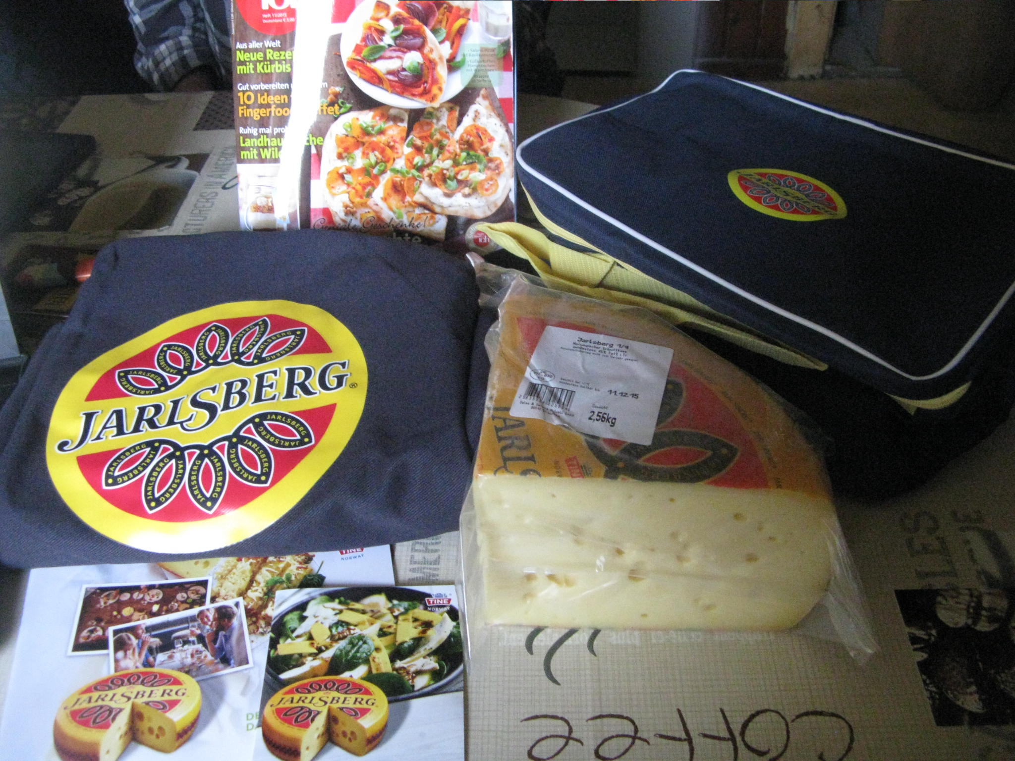 Jarlsberg Käse aus Norwegen