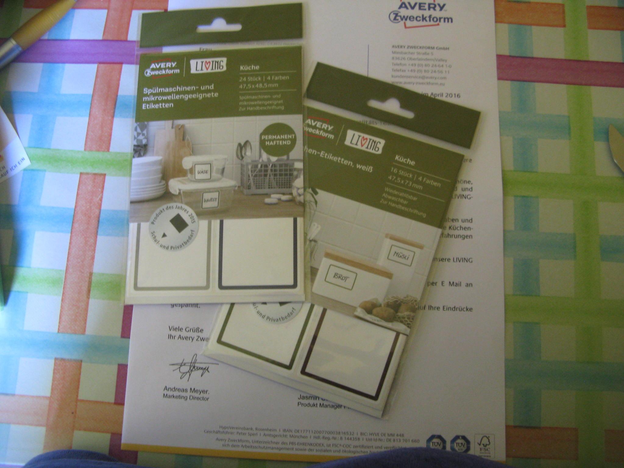 Küchenetiketten und Spülmaschinen-mikrowellen-Etiketten