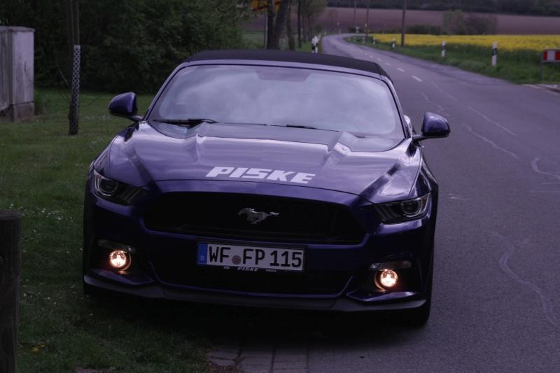 FORD Mustang Cabrio von Autohaus Piske