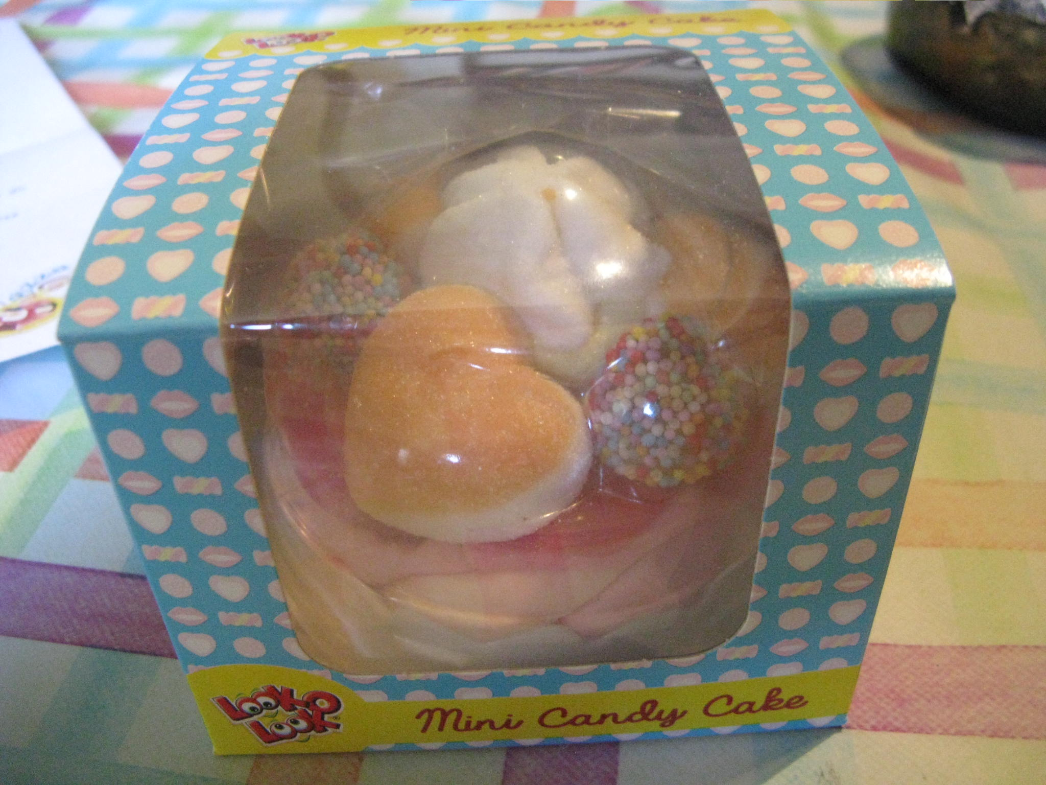 Mini Candy Cake von Look-O-Look