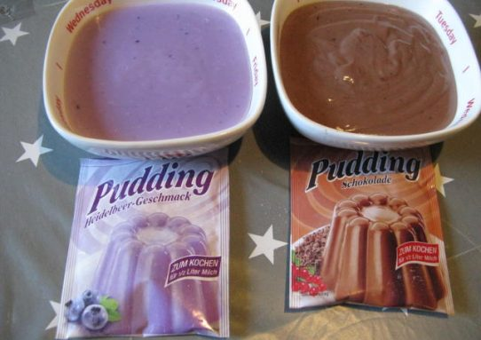 Komet Puddingpulver