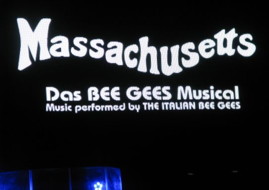 "Massachusetts ""The Bee Gees Musical"""