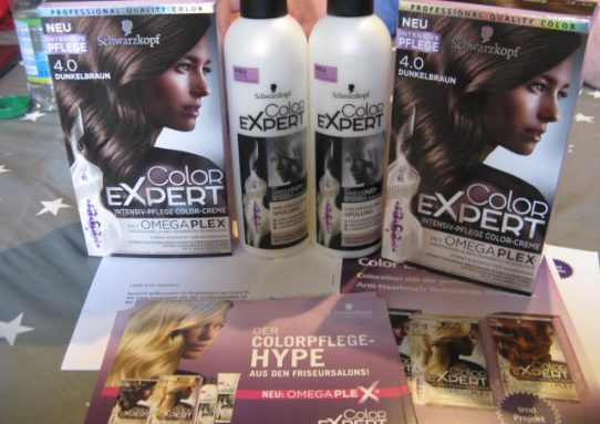 Color Expert Intensiv-Pflege Color-Creme