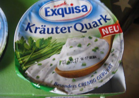 Exquisa KräuterQuark
