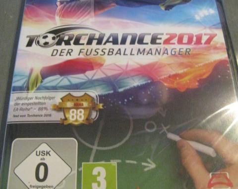 Torchance 2017 Fußballmanager PC Spiel