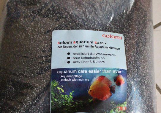 Aquarium- Kies Anthrazit