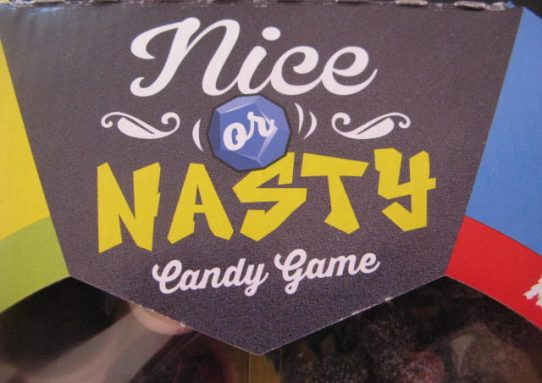 "Candy Game "" Nice or Nasty"" von Look- O- Look"