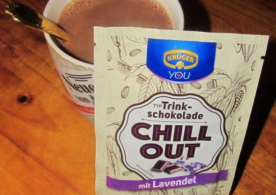 Krüger CHILL OUT Trinkschokolade mit Lavendel