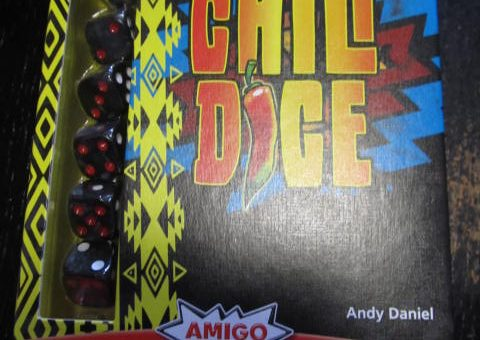 Würfelspiel Chili Dice von Amigo